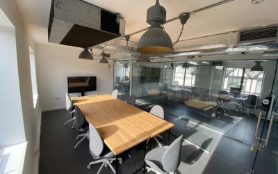 WonderHub – W6 6-Person Office