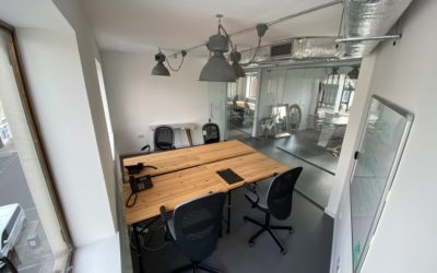 WonderHub – W9 4-Person Office