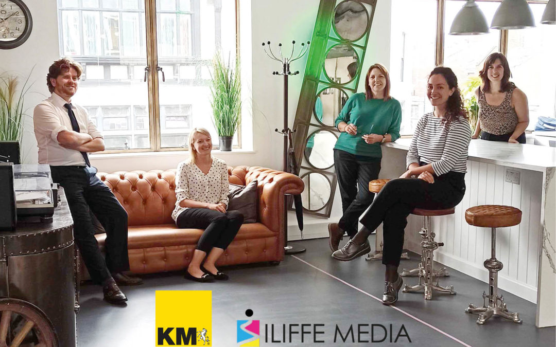 A Warm Welcome To Kent Messenger and iliffemedia!