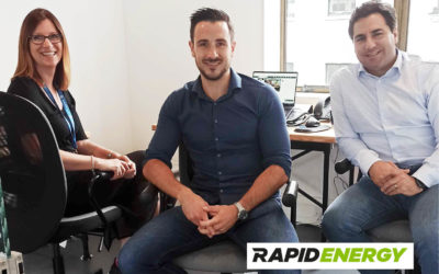 A Warm Welcome To Rapid Energy!