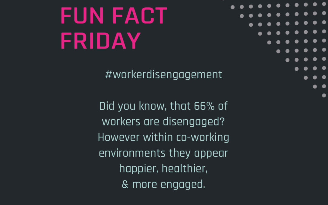 worker disengagement facts
